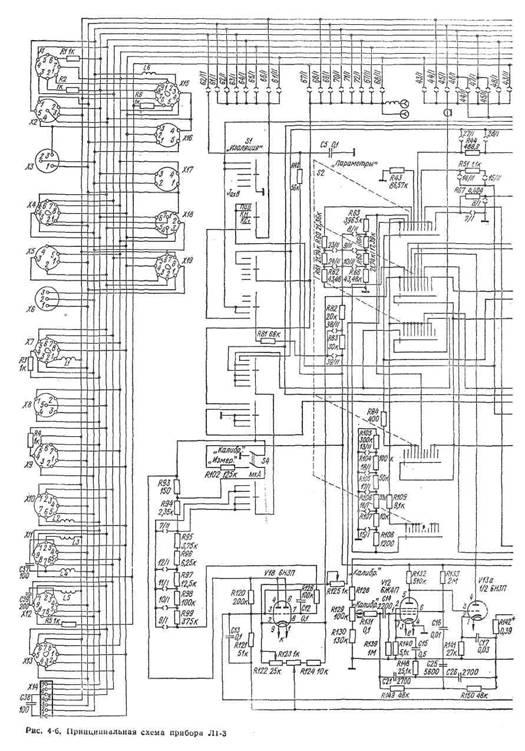 лампа 6п1п - Рабочие схемы и описания в работе.